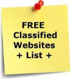 Classifieds Sites List-Technoitpz