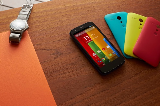 About Motorola Moto G, 5 reasons to buy MOTO G and it's Specifications
