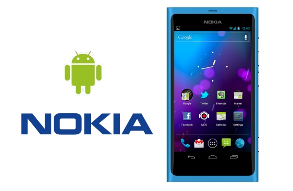 Nokia Android Mobiles Details