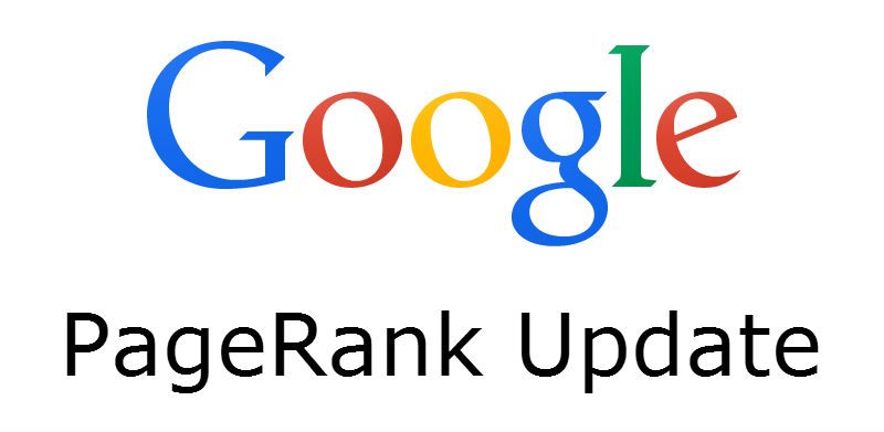 Update and History of Google PageRank Update