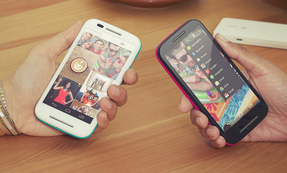 Motorola Moto E Features and Specifications