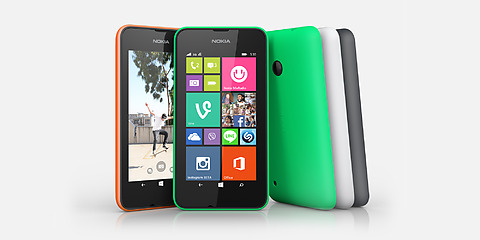 Nokia Lumia 530 Smartphone available for pre-order in India.