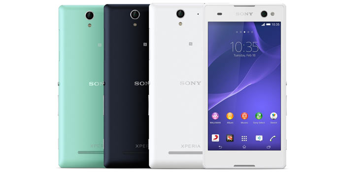 Sony Xperia C3 selfie phone launched in India at Rs 23990