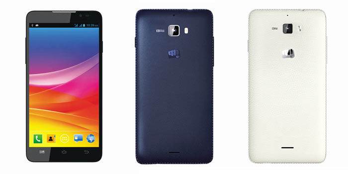 Micromax Canvas Nitro A310 Launched in India at Rs 12,990