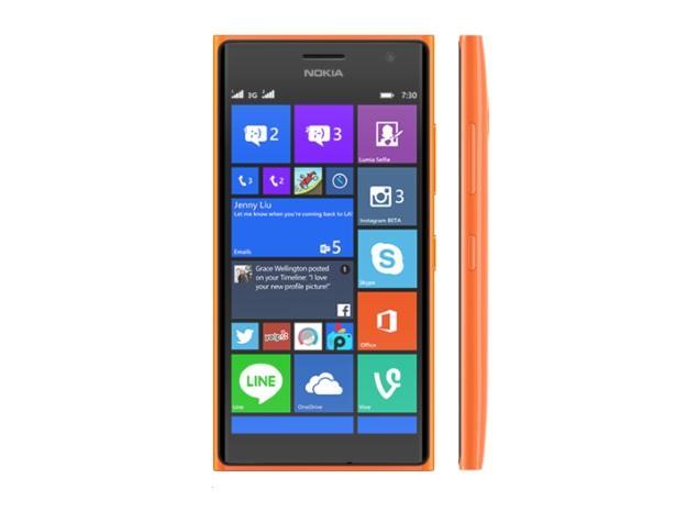 Lumia 730 Leaked vivieciarm