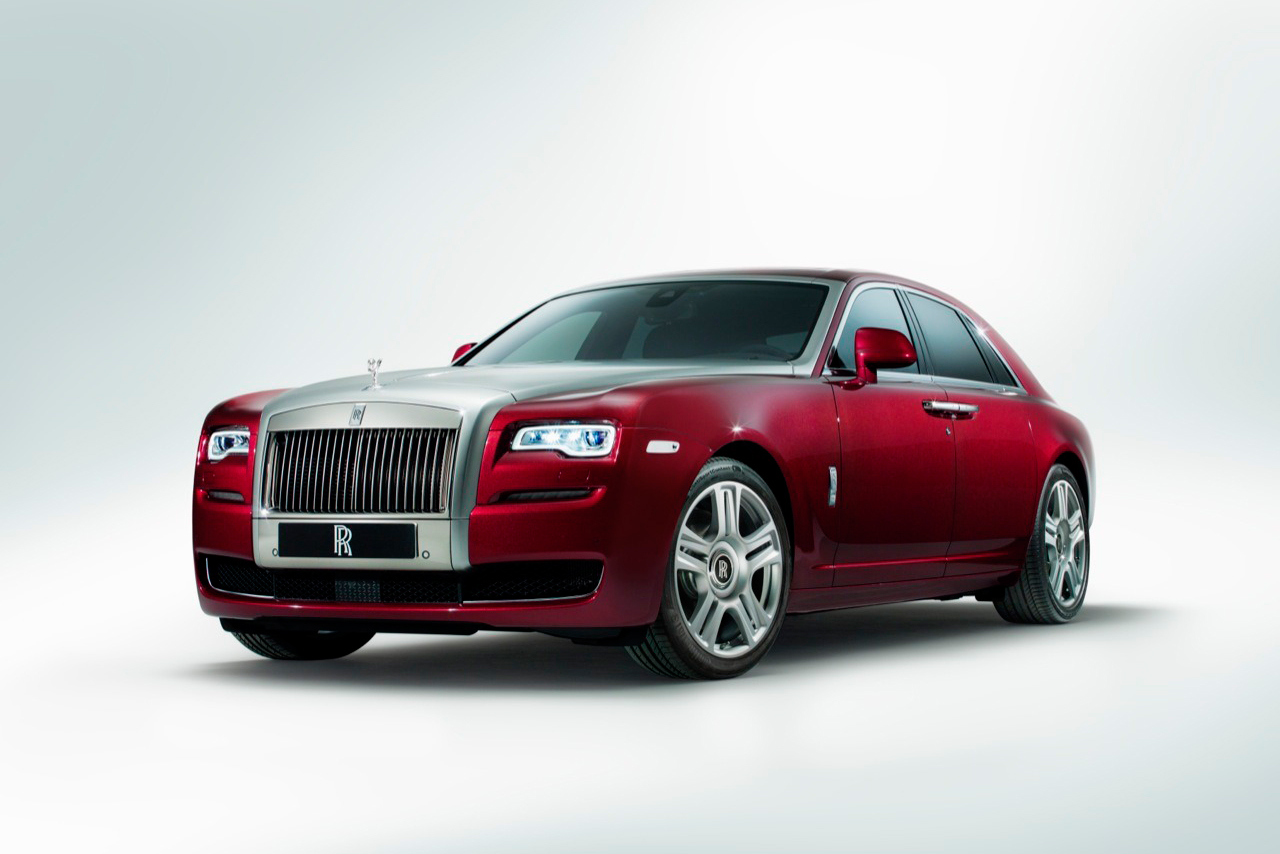LuxuryCar Makers Rolls-Royce rolls out Ghost Series II in India at Rs 4.5Cr