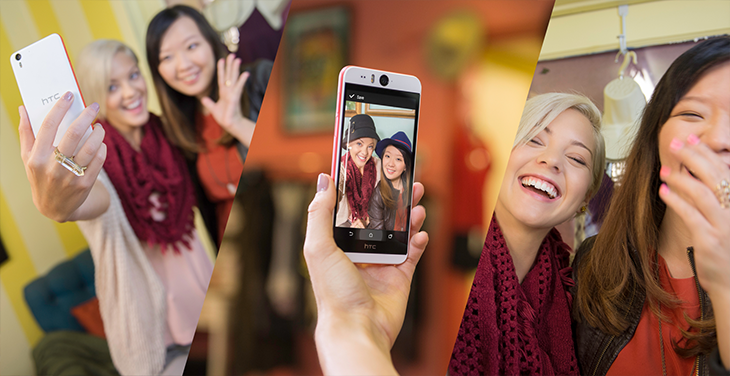 HTC Desire Eye selfie phone is available at Rs 35990