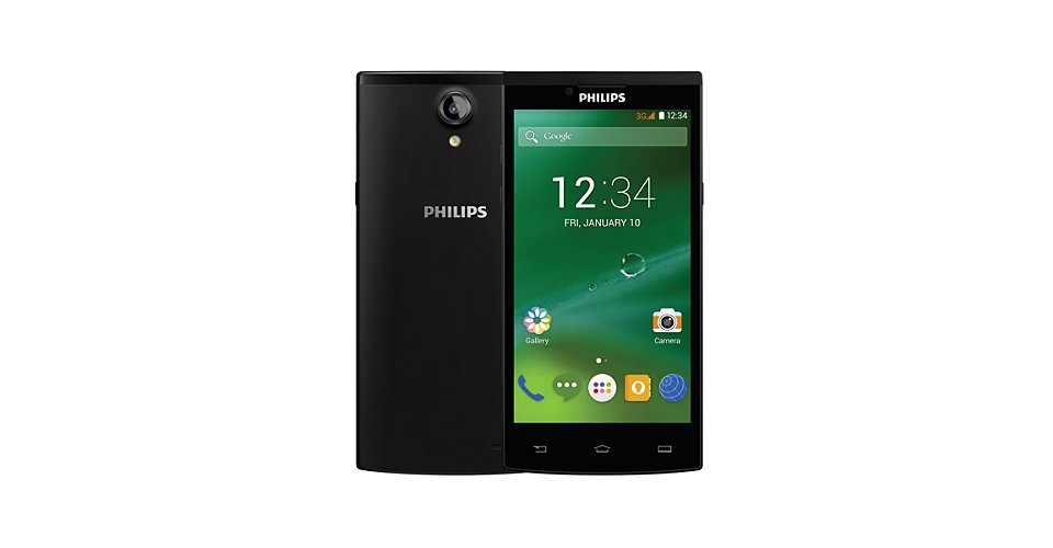 Philips S398 With 5-Inch Display