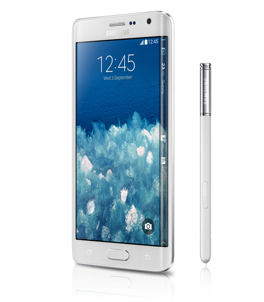 Samsung Galaxy Note edge with side Display launched in India for Rs. 65,000