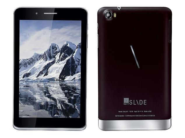 iBall Slide Octa A41 tablet launched at Rs 14999 in India
