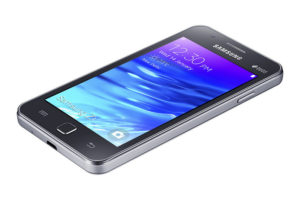 Samsung's Tizen Z1 smartphone, sells about 55k units