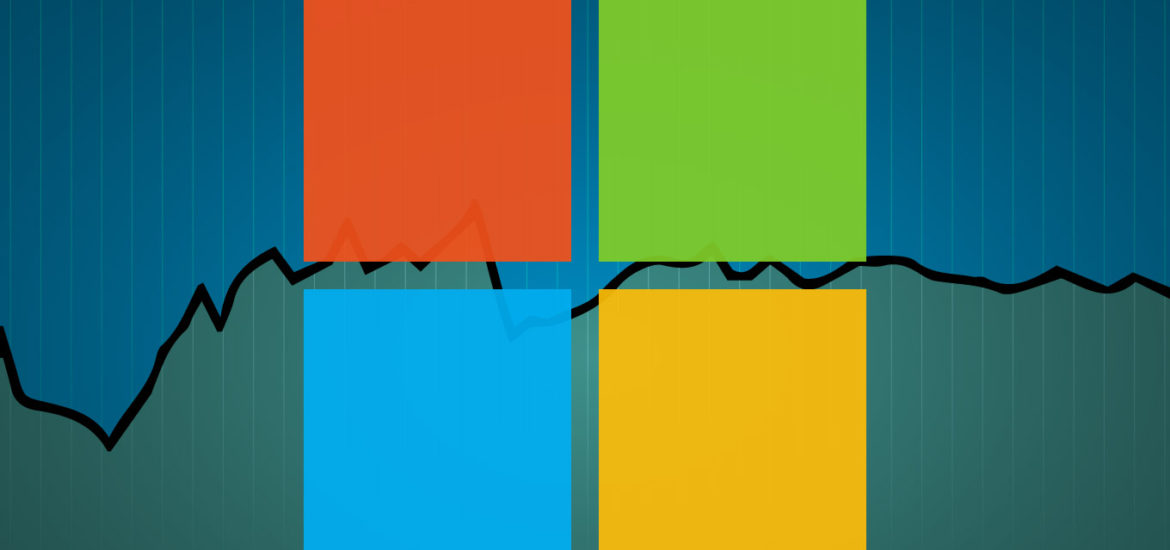 Microsoft Records Strong Hardware Sales, But Revenue Fails to make an impression