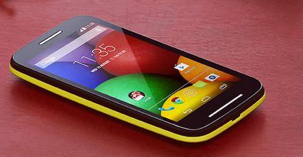 Motorola Moto E gets price cut in India