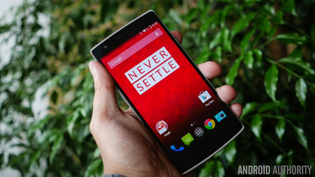 One Plus One 64GB - The new flagship Smartphone