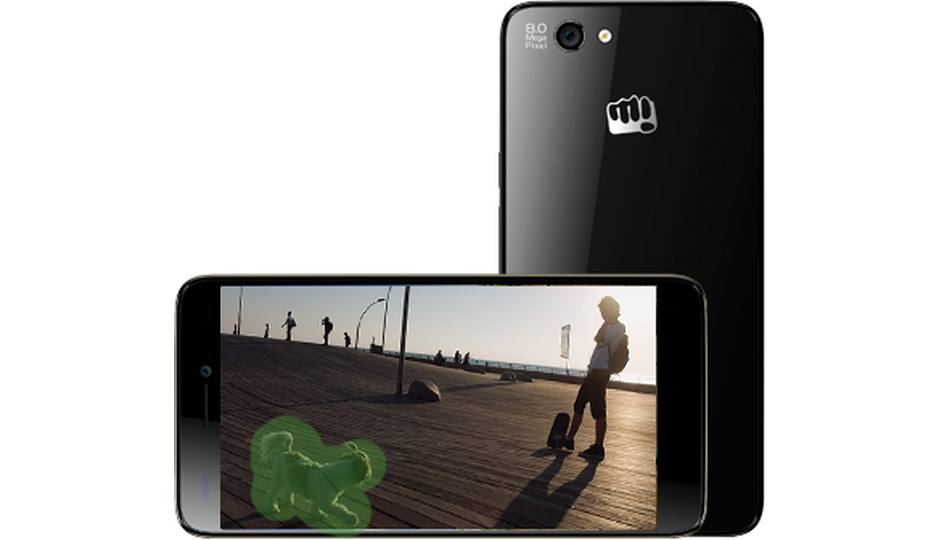 Micromax Canvas Knight 2 first look