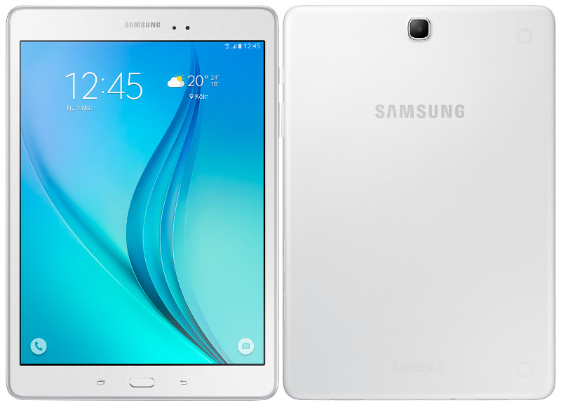 Samsung Galaxy Tab E Launched With 9.6-Inch Display
