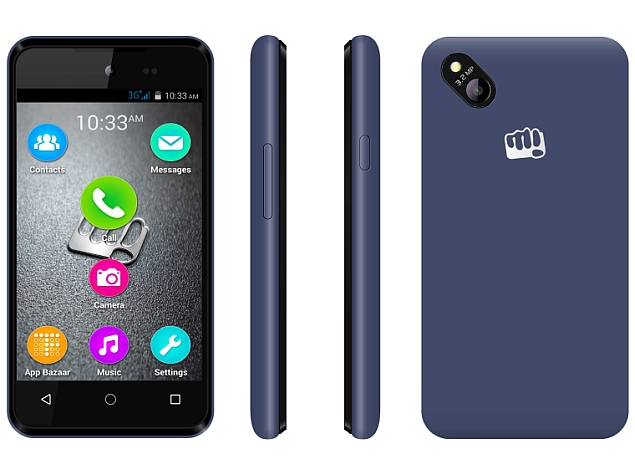 Micromax Bolt S301 for Rs 3000 with Android KitKat, 3G