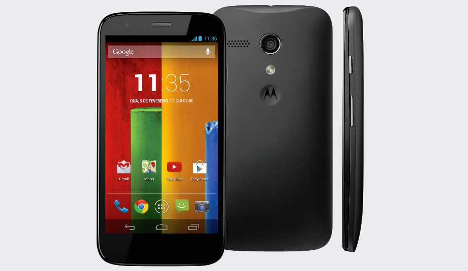 Moto G : Gen 3 to have 2GB RAM, water-resistance
