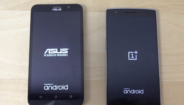 front 16MP oneplus 2 vs asus zenfone 2 tablet