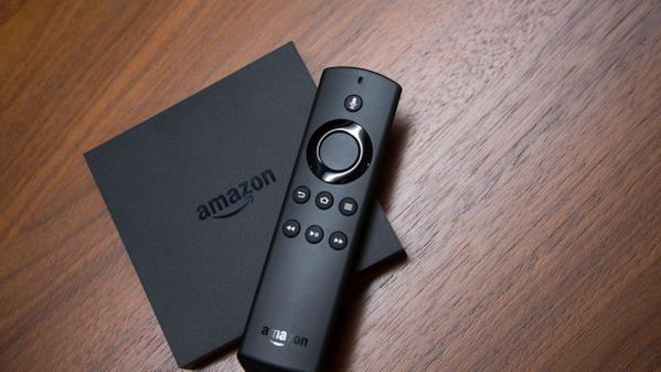Amazon's new Fire TV set-top box comprises Alexa & 4K video