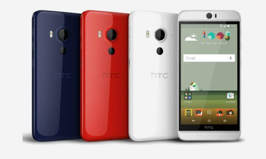 HTC Butterfly 3 & One M9+ Aurora Edition with 21MP camera revealed