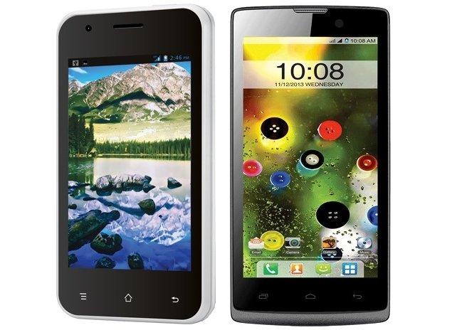 Intex begins 3G-enabled Aqua V5, available at Rs 2,825