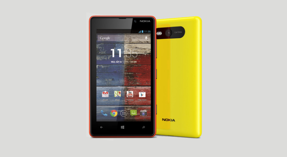 Nokia C1 Android smartphone leaks online