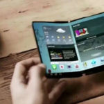 Samsung's First Foldable Smartphone Due in January