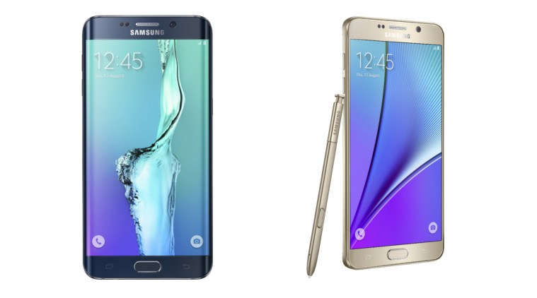 Samsung launches Galaxy Note 5 for Rs. 53,900 in India