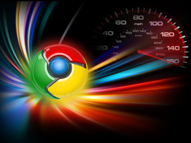 Speeding up Internet Browsing via Google Chrome on phone