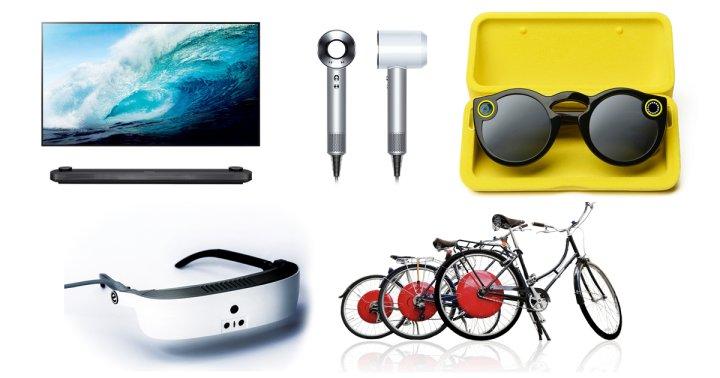 Best Technology Gadgets of 2017