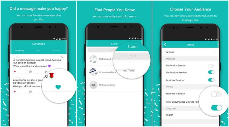 Sarahah App: What is Sarahah all about?