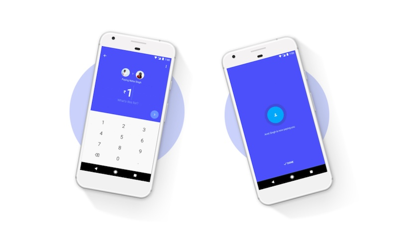Google launches a new payments product in India-Tez
