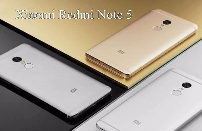 Xiaomi Redmi Note 5 to be Released end of October