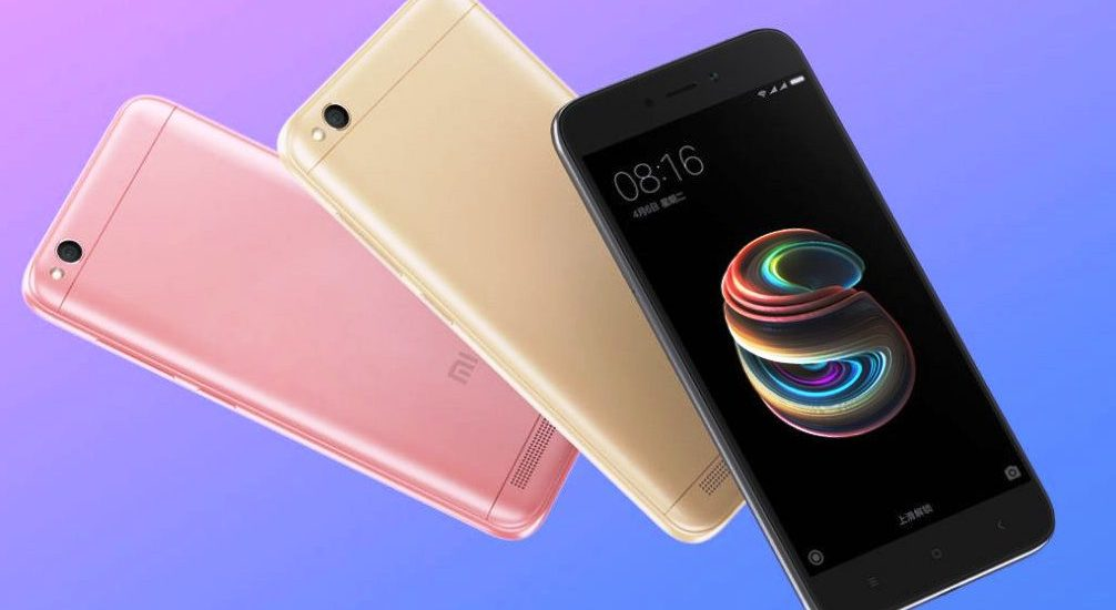 Launching of Xiaomi Redmi 5A With '8-Day Battery Life', Snapdragon 425