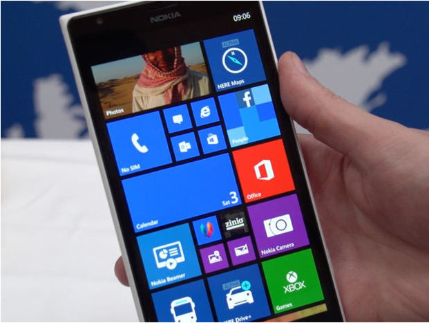Nokia Goldfinger
