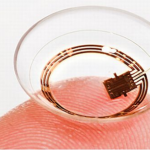 Google smart contact lens to measure sugar levels?