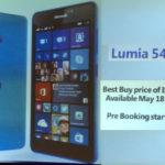 Review of microsoft lumia 540