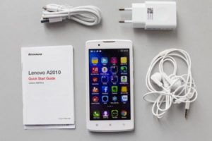 Lenovo A2010 launched at Rs 5,000