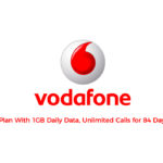 Vodafone Plan With 1GB Daily Data, Unlimited Calls for 84 Days Rs 496