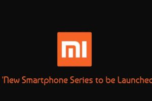 Xiaomi 'New Smartphone Series to be Launched Today